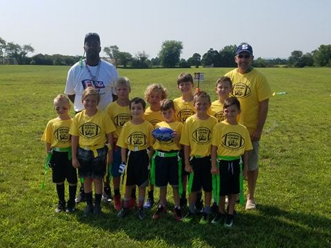 limerick youth flag football