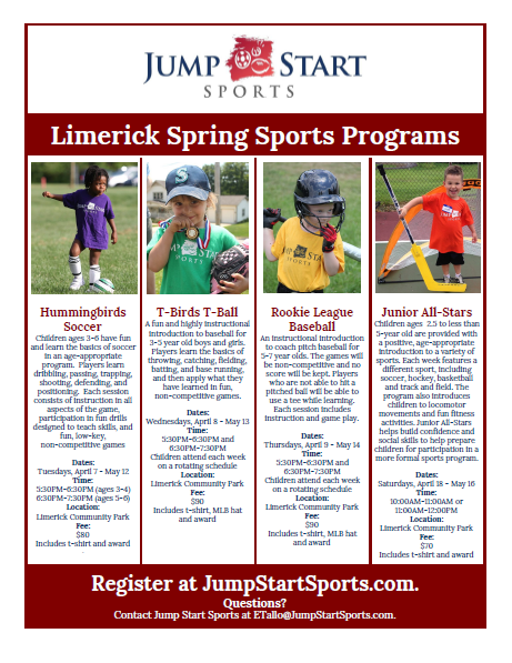 JumpStart 2020 Spring Programs