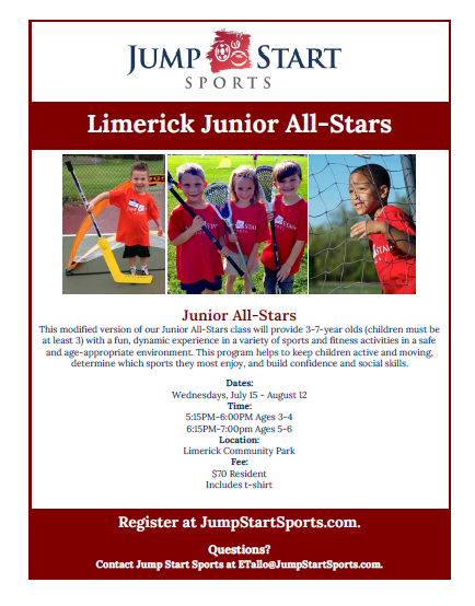 Junior All-Stars Summer Program