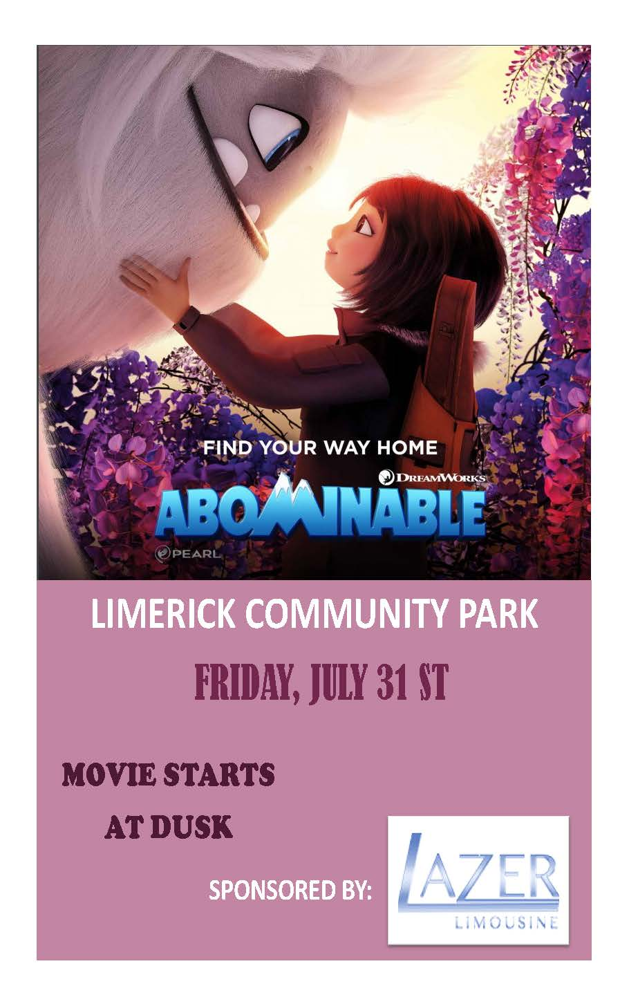 JULY 31ST MOVIE