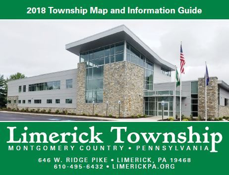 Township Map and Info Guide Cover